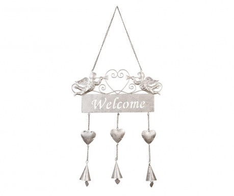 Decoratiune suspendabila Welcome