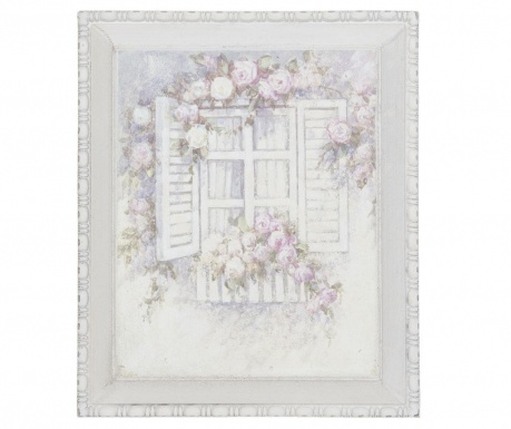 Картина Flourish Window 27x32 см