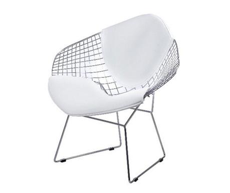 Židle Remos White