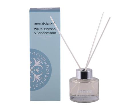 Rozprašovač éterických olejov s paličkami Botanical White Jasmine & Sandalwood 120 ml