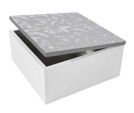 Кутия с капак White