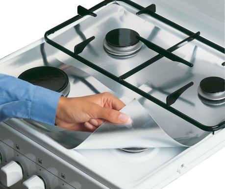 Cooking 8 db Védőfólia gáztűzhelyre