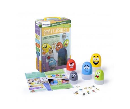 Interaktivna igra Emoticons