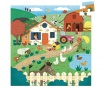 Puzzle 56 piese Farm