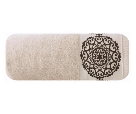 Ręcznik kąpielowy Kim Beige