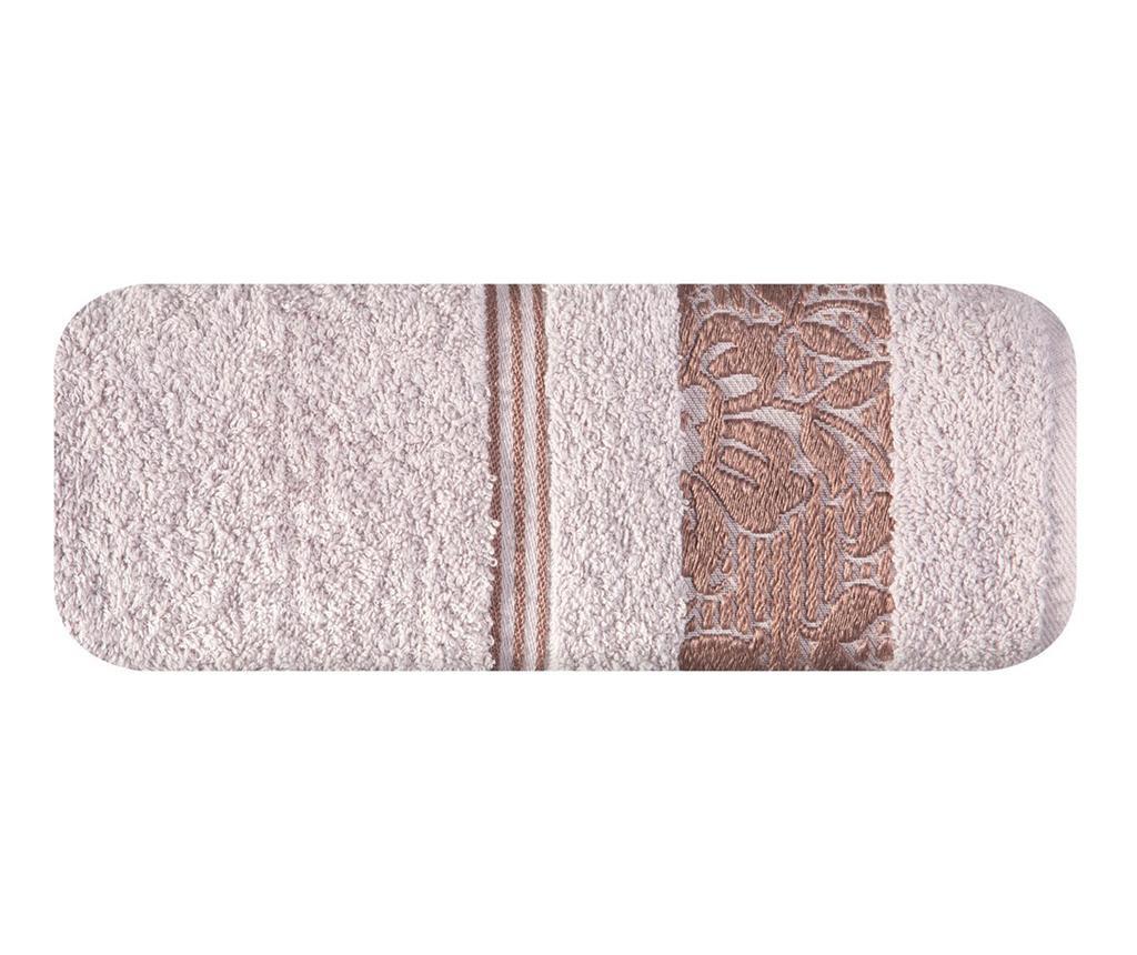 Kopalniška brisača Sylwia Lilac 50x90 cm
