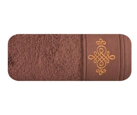 Kupaonski ručnik Klas Brown