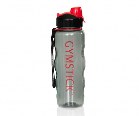 Active Grey Red Black Sportpalack 750 ml