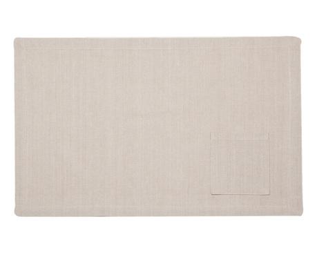 Podkładka stołowa Ika Beige 35x50 cm