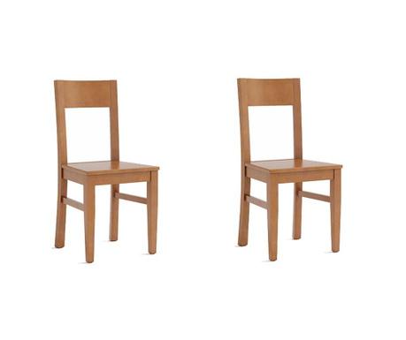 Комплект 2 стола Fiona Cherry