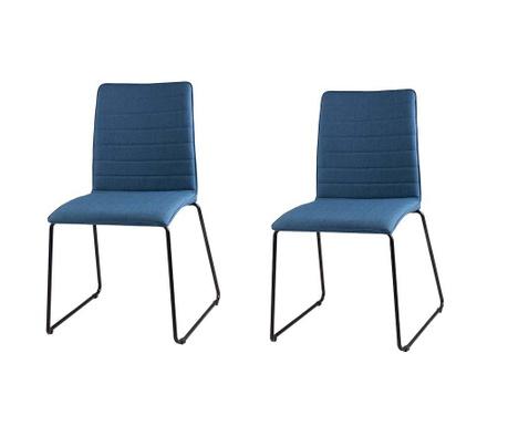 Комплект 2 стола Vera Dark Blue