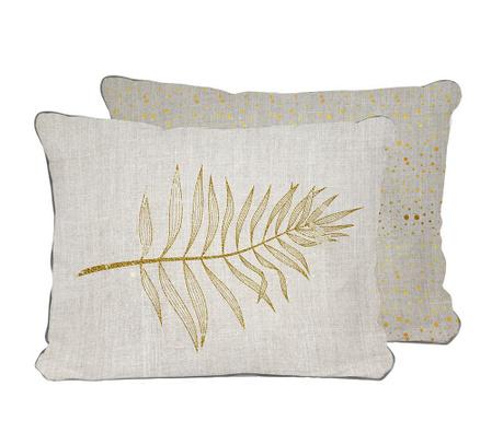 Ukrasni jastuk Leave Gold 35x50 cm