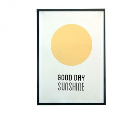 Sunshine Good Day Kép 43x63 cm