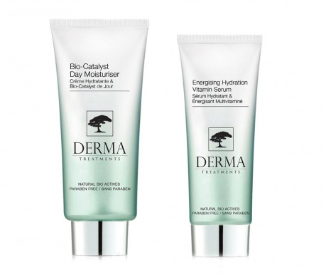 Set serum i hidratantna krema za lice Energising Hydration Vitamin