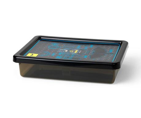 Kutija za pohranu s poklopcem Lego Batman 6.2 L