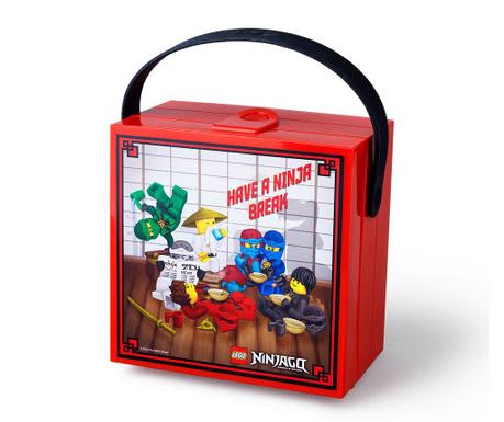 Lego Ninjago Uzsonnás doboz