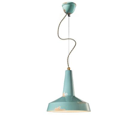 Lampa  sufitowa Horace Azzurro