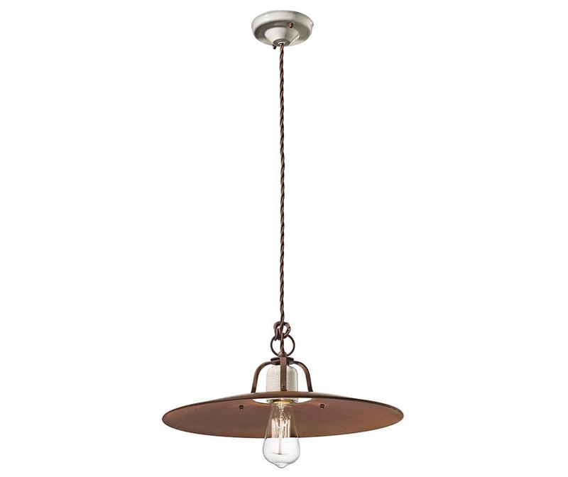 Stropna svetilka Antique L