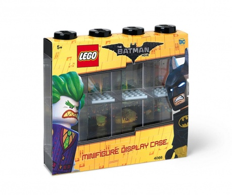 Kutija za  8 malih figurica Lego Batman