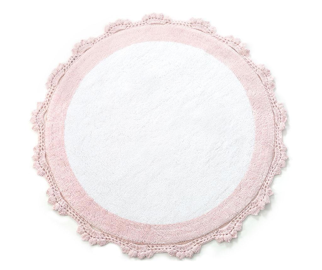 Covoras de baie Doreen Pink 90 cm