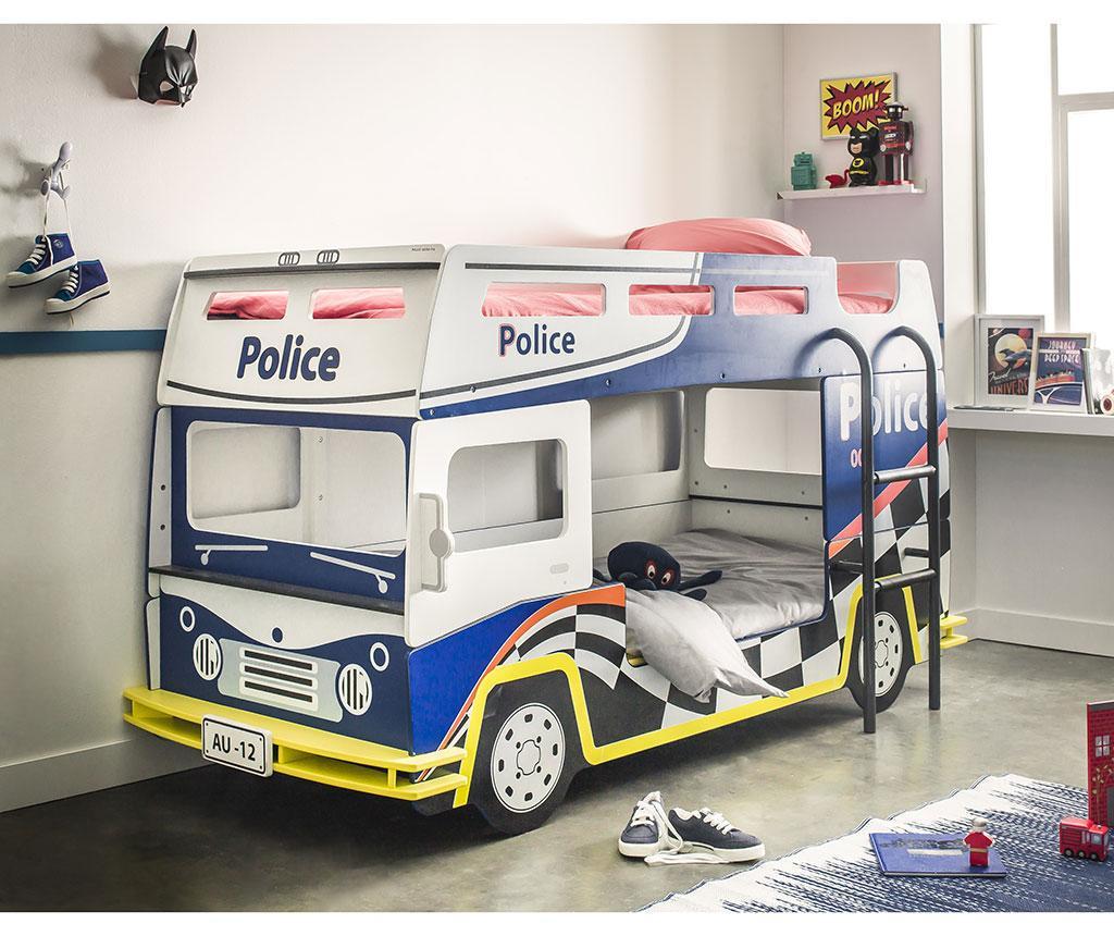 Pat supraetajat pentru copii Police