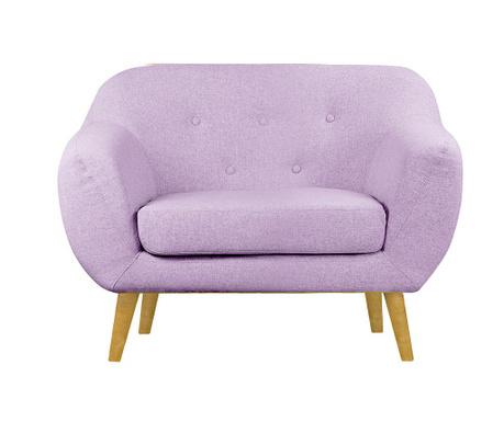 Fotel Oslo Lilac