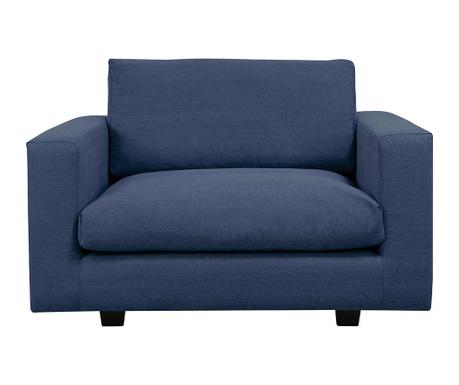 Fotel Fritz Blue