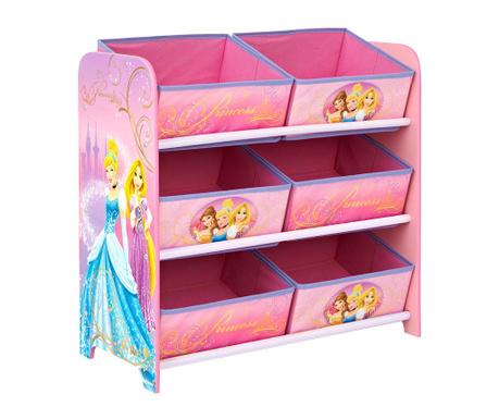 Шкафче с 6 коша Princess