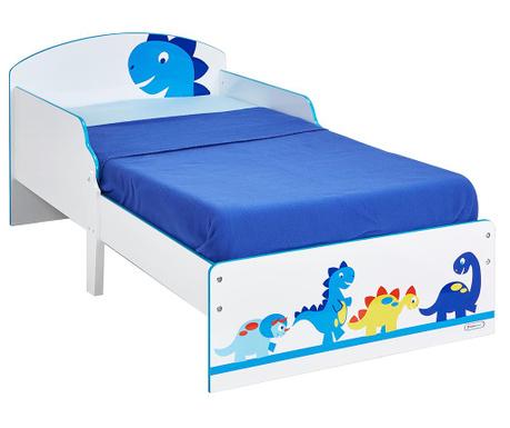 Легло Dinosaur 77x142 см