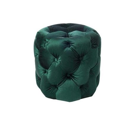 Табуретка Hassock Round Dark Green