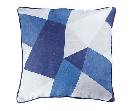 Декоративна възглавница Square Blue 40x40 см
