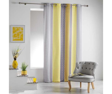 Завеса Galliance Yellow 140x260 см