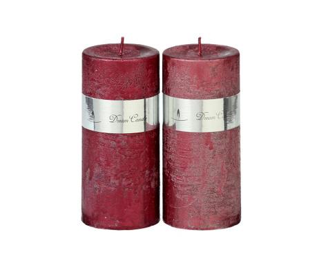 Комплект 2 свещи Red
