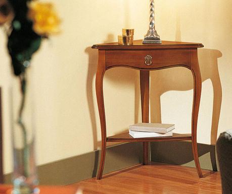 Rohový stolek Silent Night
