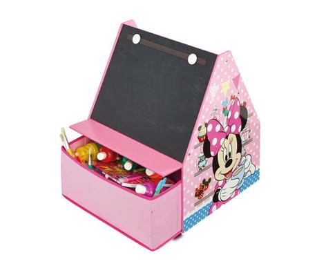 Дъска за писане с органзайзер за книги Minnie Mouse