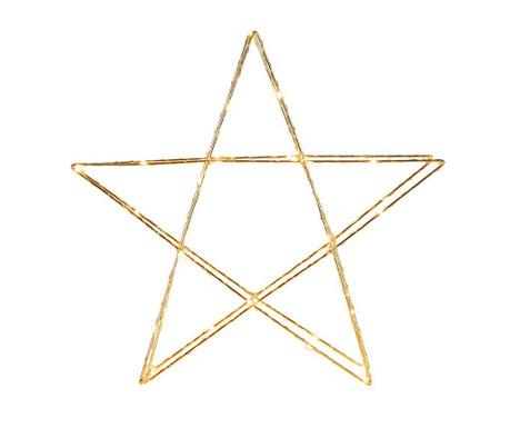 Светеща декорация Super Star Brass