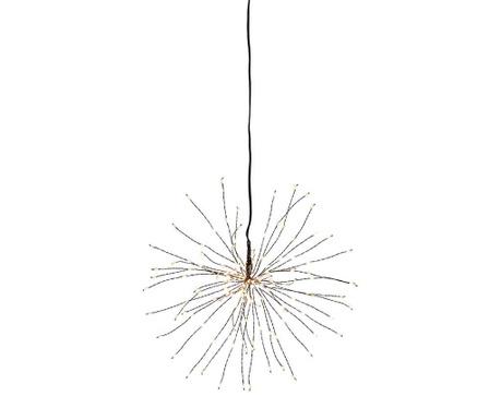 Świetlna dekoracja wisząca Fireworks