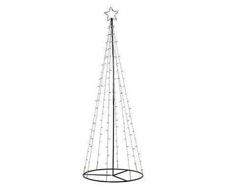 Świetlna dekoracja ogrodowa Christmas Tree