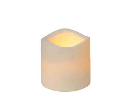 Zewnętrzna świeczka z diodą LED White Lights