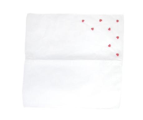 Кухненска кърпа Heart 31x32 см