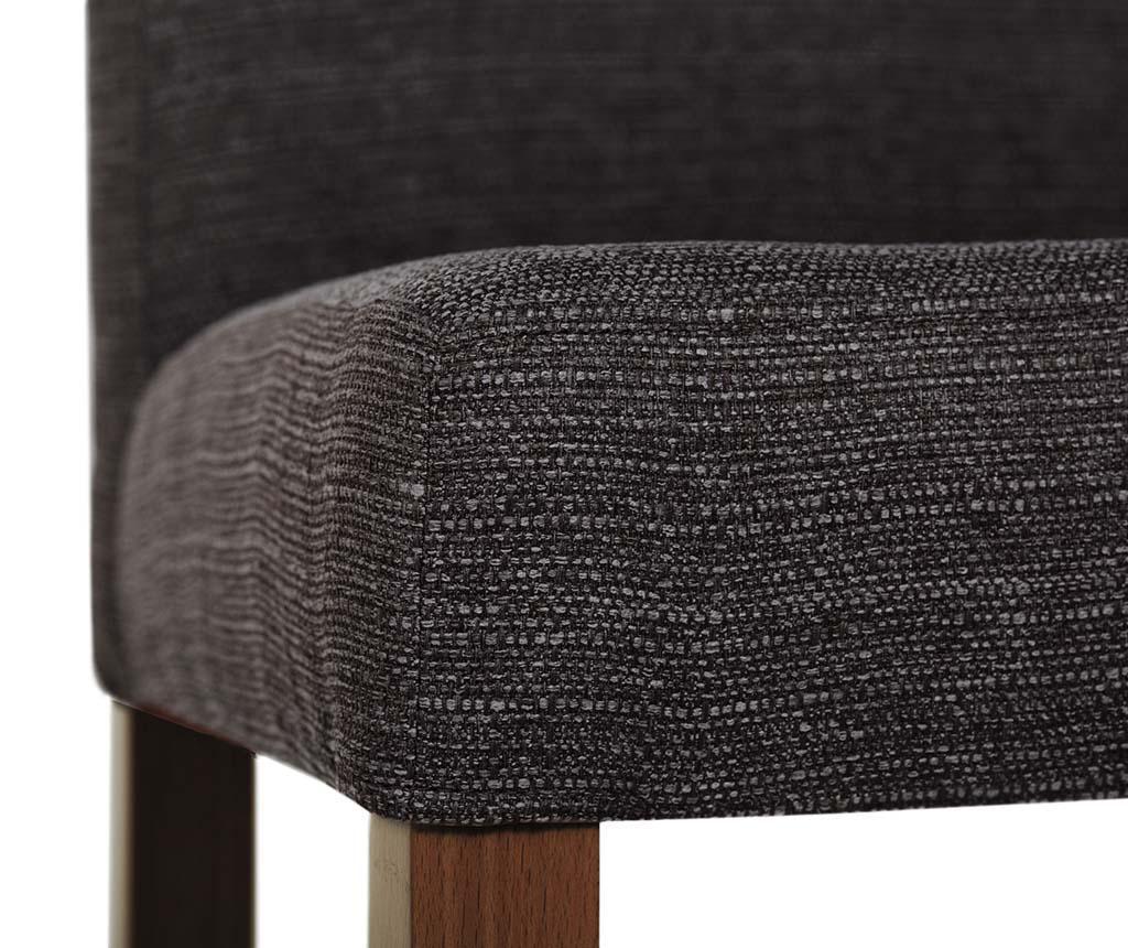 Set 2 stolov Tonka Anthracite
