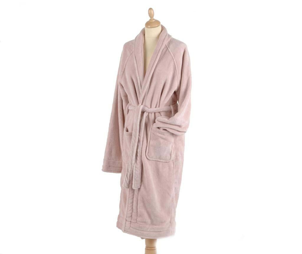 Ženski kupaonski ogrtač Oama Light Pink M/L