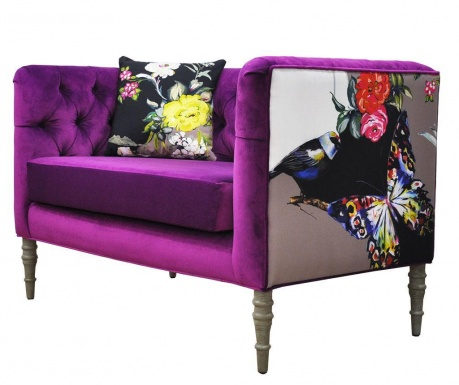 Loveseat Purple Dream Szófa