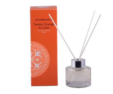 Rozprašovač éterických olejov s paličkami Persian Orange & Cassis 120 ml