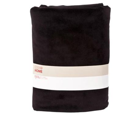Priročna odeja Black Simply 150x200 cm