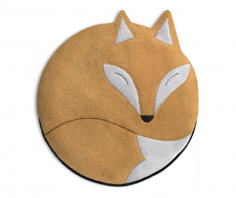 Grelna blazina Luca The Fox Sand 25 cm