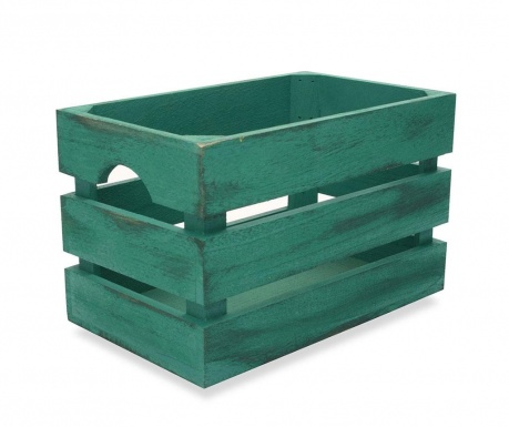 Щайга за съхранение Albox Classic Turquoise Green