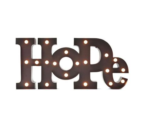 Светеща стенна декорация Hope