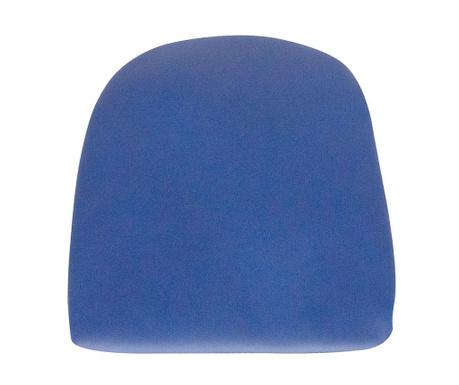Магнитна възглавница за седалка Terek Ette Blue 31x32 см