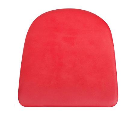Магнитна възглавница за седалка Terek Ette Red 31x32 см